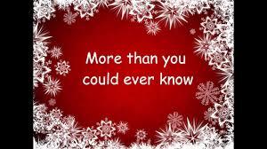 All I Want For Christmas is You (Lyrics) - Mariah Carey (ft. Justin Bieber)  | Christmas lyrics, Christmas lyrics quotes, Last christmas