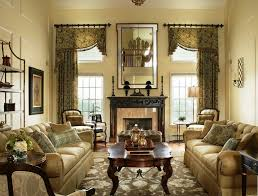 For Bay Windows In A Living Room Swag Curtain Valance Ideas Fantastic Curtain Valance Ideas Living