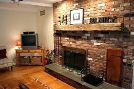 how to decorate a brick fireplace 5 guides make it ideas