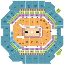 Barclays Center Seating Chart Brooklyn