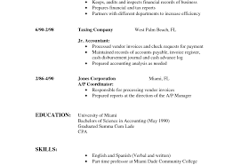 Restaurant Bookkeeper Sample Resume Student Assistant Resume Hvac