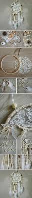 2 diy lace dreamcatcher