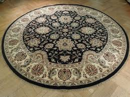 small round area rugs marvelous deboto home design contemporary kitchen