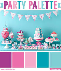 Party Palette: Amy Atlas sweets table