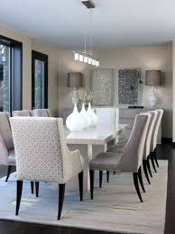 dining room grey walls plush light grey dining room black chairs grey walls black carpet dark wood floors black ls