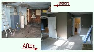 good turn a bedroom into a bathroom a one car garage turned into functional living space