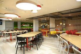 coca cola hq canteen