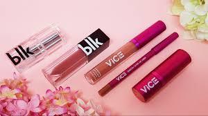 blk cosmetics vs vice cosmetics style vanity asian beauty