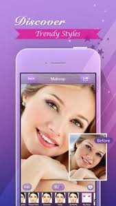 perfect365 free digital makeup and photo retouching apps