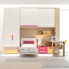 Kids Fitted Bedroom Furniture Built In Wardrobes For Small Spaces Genuine Rooms Big And