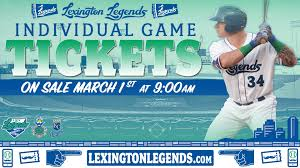 Legends Individual Tickets For 2018 Season On Sale Now