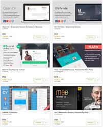 Best Resume Websites Best Website For Resume Templates Microsoft Resume