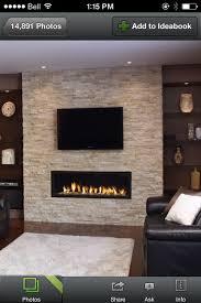 tv mount on veneer wall throughout tv brick designs 9