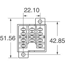 omron safety relay wiring diagram wiring diagram and schematic 11 pin h3yn relay wiring diagram car