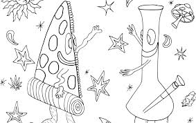 Small Picture Stoner Coloring Pages Book Gekimoe 99875