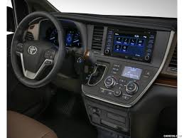 2018 Toyota Sienna Limited - Interior | HD Wallpaper #6