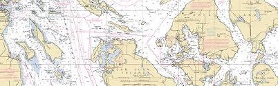 Nautical Charts San Juan Islands Wa Traveling To And From Canada San Juan Islands Washington