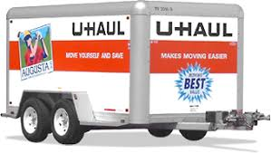 U Haul Customer Service U Haul 6x12 Cargo Trailer Rental