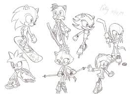 Sonic Drawing Games At Getdrawingscom Free For Personal Use Sonic
