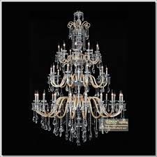 large crystal chandelier glass massive chandelier lights lighting in 3 tiers with 40 arms for hotel project d1500 h1600mm md2548