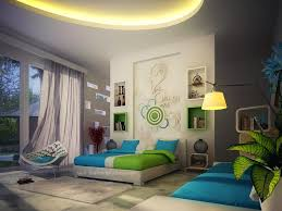 blue and green bedroom. Blue Contemporary . And Green Bedroom