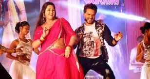 Horha Ke Chana Song Kajal Raghwani Khesari Lal Yadav Hot Dance - Horha Ke Chana Song: खेसारी लाल यादव और काजल राघवानी की हॉट केमिस्ट्री से भरा है ये सॉन्ग, देखिए शानदार