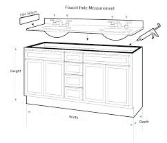 bathroom counter dimensions bathroom vanity dimensions there standard bathroom countertop dimensions