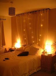Lighting in room Interior View In Gallery Homedit How You Can Use String Lights To Make Your Bedroom Look Dreamy