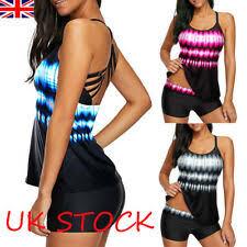Sports Grey Plus Size Swimwear for <b>Women</b> | eBay