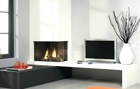 electric modern fireplace modern corner fireplace awesome corner white electric fireplace stand latest trends white pertaining