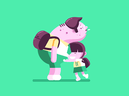 Keep Your Chin Up Animated Gif On Behance