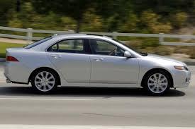 2007 Acura TSX - Information and photos - ZombieDrive