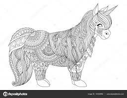 Rakker Paard Pennykleurplaat Gunrockspace