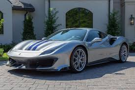 Find ferrari 488 pista cars for sale by year. 500 Mile 2019 Ferrari 488 Pista For Sale On Bat Auctions Closed On August 28 2020 Lot 35 564 Bring A Trailer