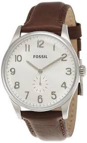 10 accessories every man should own men s leather nice and fossil men s fs4851 the agent stainless steel watch leather band fossil