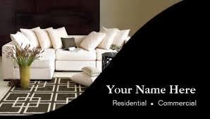 business cards interior design. Modern Photo Template Interior Designer Home Staging Business Cards Design O