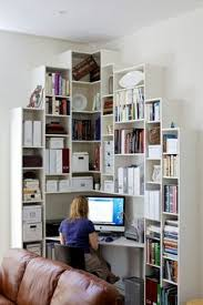 small home office solutions. Space Saving Furniture Ideas Home Office Corner Desk Shelves Supplies Small Solutions I