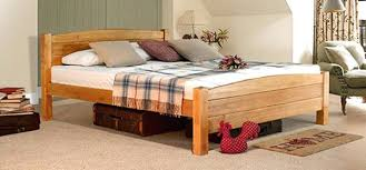 natural wood beds des rustic knotty simple wooden bed dess bedroom furniture