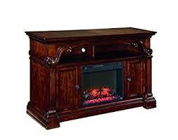 ashley furniture fireplace tv stand. Beautiful Stand Ashley Furniture Signature Design  Alymere TV Stand With Electric Fireplace  Entertainment Console 60 In Tv