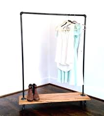 pvc pipe clothing rack clothes rack rolling clothing rack clothes rack pipe