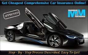 best comprehensive car insurance policies are introduced to make your life easier and stress free during the times when you have met with an auto a