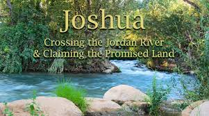 Image result for crossing the river jordan images