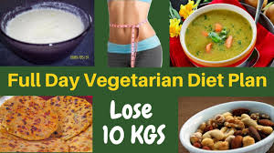 Fat Loss Vegetarian Diet Plan For Women Hindi How To Lose Weight Fast 10kgs Indian Meal Plan