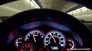 My Subaru Legacy GT Spec B- Tunnel Flybys, Revs, and Accelerations ...
