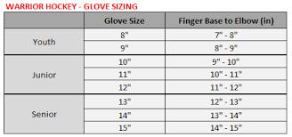 15 Symbolic Easton Hockey Gloves Sizing Chart