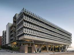 sustainable office building. The Capital Building In Mumbai Has An Egg On Its Side, Symbolizing Advancement. Sustainable Office U