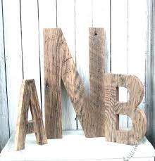 large unfinished wooden letters wooden wall letters unfinished wood letters to crafty wood cutouts we carry