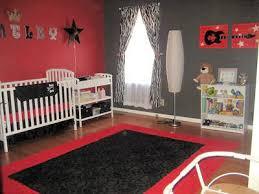 Stars Canvas Red Baby Nursery Borderless Hangings Personalized Custom Names  Monogram Colour Guitar Hobbies Supreme