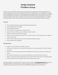 Interior Design Resume Sample Sarahepps Com
