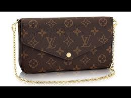 louis vuitton felicie. louis vuitton felicie chain wallet review